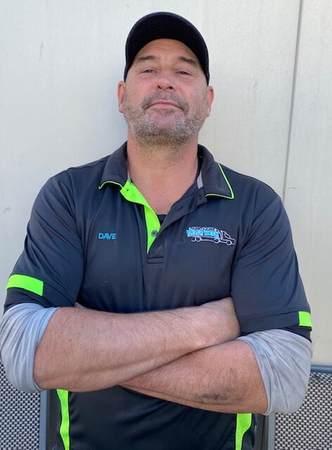 About Us - Staff at Parkhouse Truckwash Dave