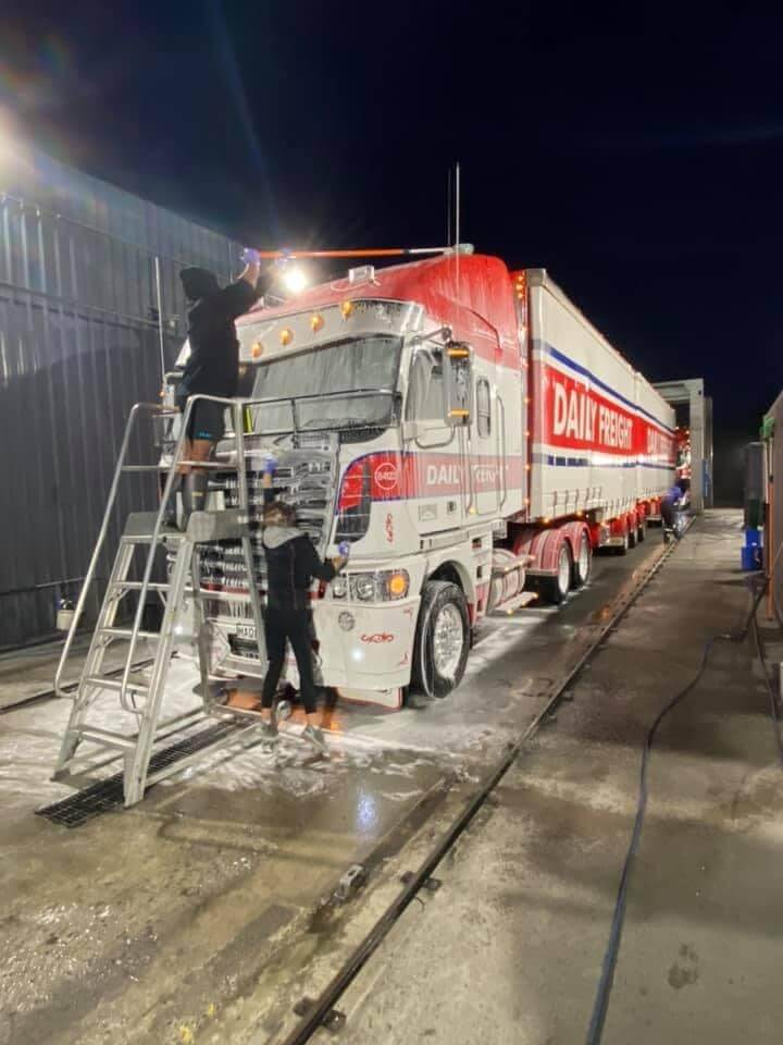 Parkhouse Truck Wash