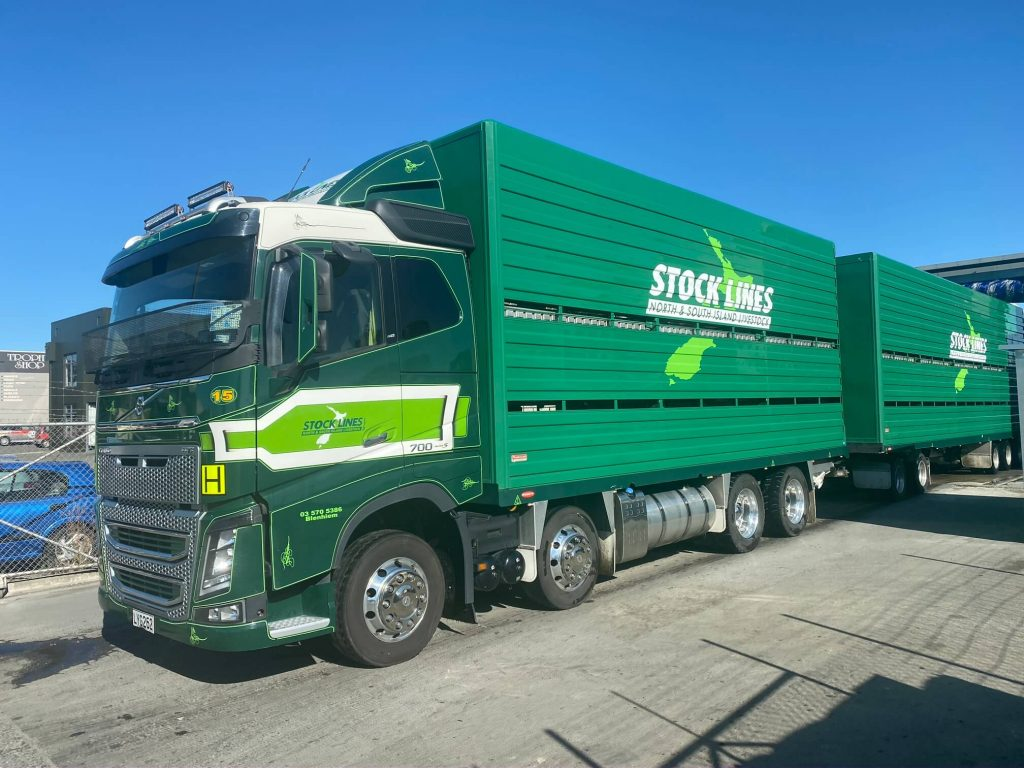 Parkhouse Truck Wash Station Christchurch clean trucks