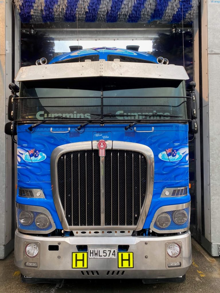 Services offered by Parkhouse Truck Wash Station Christchurch