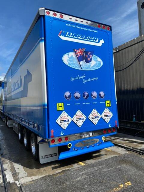Parkhouse Truck Wash Station Christchurch
